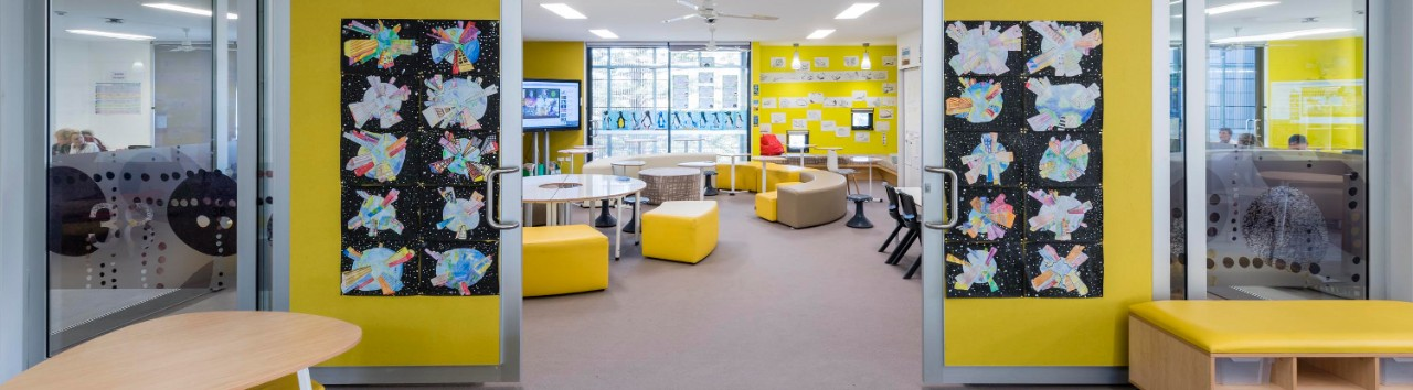 Example of an innovative learning space